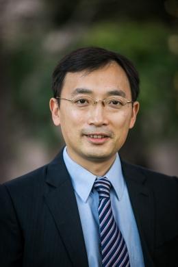 UNSW's Heng Wang